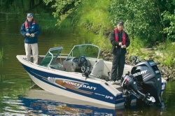 2011 - Princecraft Boats - Super Pro 176