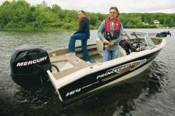 2011 - Princecraft Boats - Sport 164