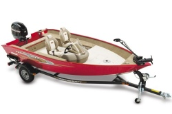 2011 - Princecraft Boats - Holiday DLX SC