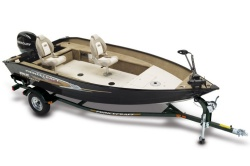 2011 - Princecraft Boats - Holiday DLX BT