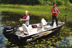 2011 - Princecraft Boats - Starfish DLX BT