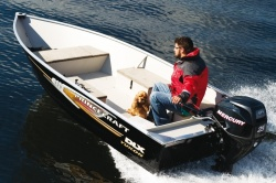 2011 - Princecraft Boats - Yukon DLX BT