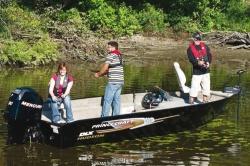 2011 - Princecraft Boats - Hudson DLX SC