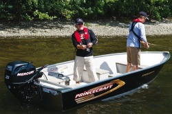 2011 - Princecraft Boats - Springbok DL BT