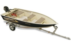 2011 - Princecraft Boats - Yukon DL BT