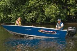 2011 - Princecraft Boats - Yukon 20