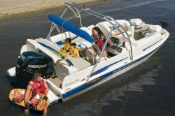 2011 - Princecraft Boats - Ventura 192