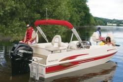 2011 - Princecraft Boats - Ventura 224