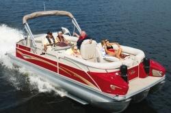 2011 - Princecraft Boats - SVX 25