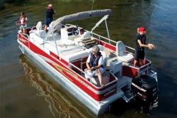 2011 - Princecraft Boats - Vantage 23-4S