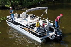 2011 - Princecraft Boats - Vectra 21-4S