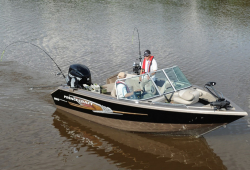 2012 - Princecraft Boats - SE 186