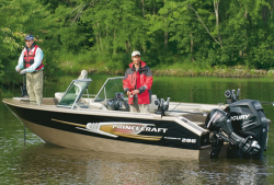 2012 - Princecraft Boats - SE 206