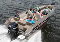 2012 - Princecraft Boats - SE 207