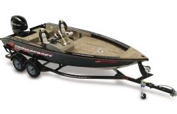 2012 - Princecraft Boats - Pro 165 SC