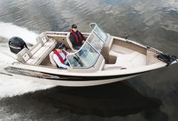 2012 - Princecraft Boats - Sport 182 WS