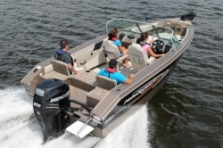 2013 - Princecraft Boats - Platinum SE 207