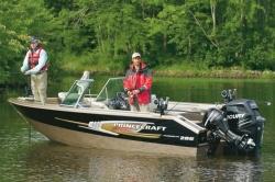 2013 - Princecraft Boats - Platinum SE 206