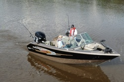 2013 - Princecraft Boats - Platinum SE 186