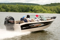 2013 - Princecraft Boats - Sport 164 WS