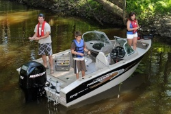 2013 - Princecraft Boats - Sport 172 WS
