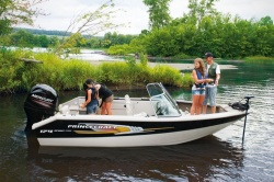 2013 - Princecraft Boats - Sport 174 WS