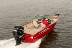 2013 - Princecraft Boats - Xpedition 200 WS