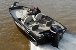 2013 - Princecraft Boats - Xpedition 170 SC