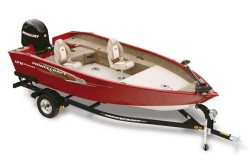 2013 - Princecraft Boats - Xpedition 170 BT