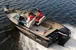 2013 - Princecraft Boats - Holiday DLX WS