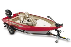2013 - Princecraft Boats - Holiday DLX SC