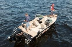 2013 - Princecraft Boats - Hudson DLX WS
