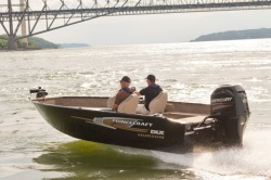 2013 - Princecraft Boats - Hudson DLX SC