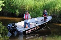 2013 - Princecraft Boats - Yukon DL BT