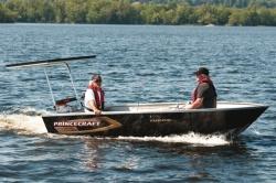 2013 - Princecraft Boats - YukonE DL BT