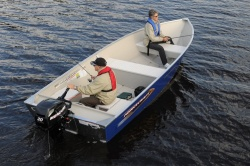 2013 - Princecraft Boats - Springbok 20