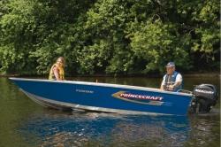 2013 - Princecraft Boats - Yukon 20