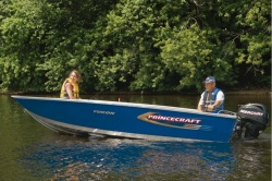 2013 - Princecraft Boats - Yukon 15