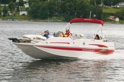2013 - Princecraft Boats - Ventura 224