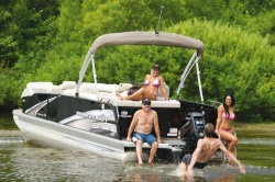 2013 - Princecraft Boats - Vogue 21