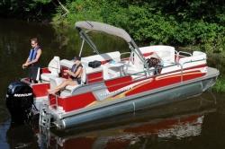 2013 - Princecraft Boats - Vantage 23-2RS
