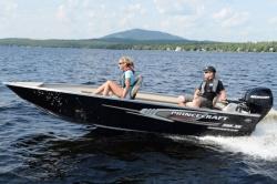 2014 - Princecraft Boats - Resorter DLX BT