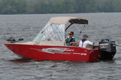 2014 - Princecraft Boats - Xpedition 170 WS