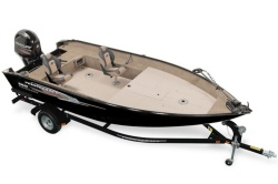 2014 - Princecraft Boats - Hudson DLX BT