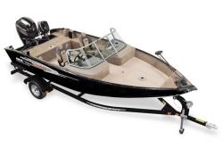 2014 - Princecraft Boats - Hudson DLX WS