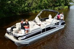 2014 - Princecraft Boats - Vantage 25-4S