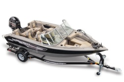 2014 - Princecraft Boats - Platinum SE 176 Fish-n Ski