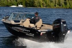 2014 - Princecraft Boats - Nanook DLX WS