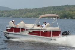 2014 - Princecraft Boats - Quorum 23