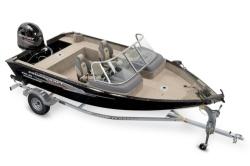 2015 - Princecraft Boats - Nanook DLX WS